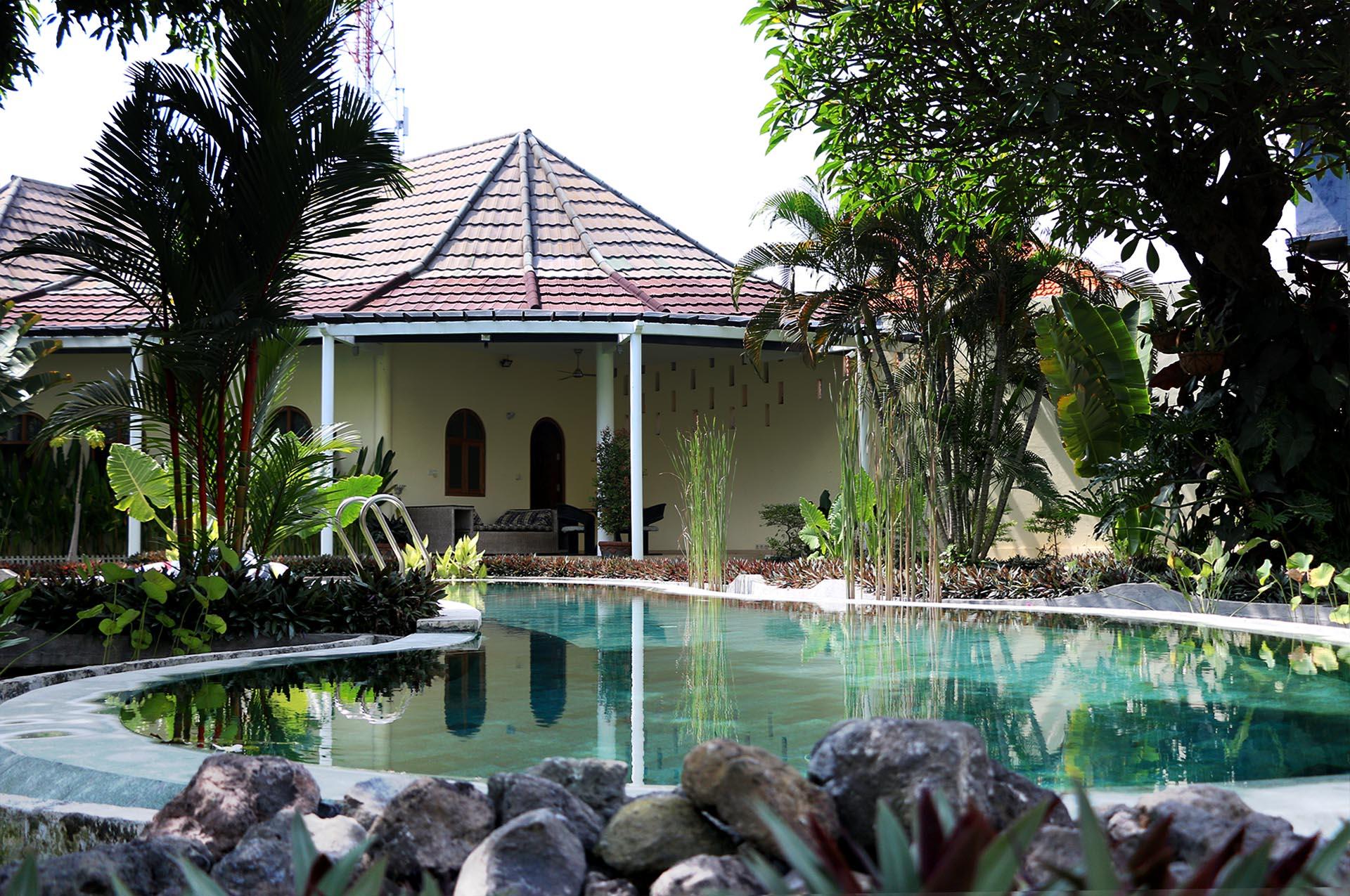 Rooms at Villa Costa Plenty
