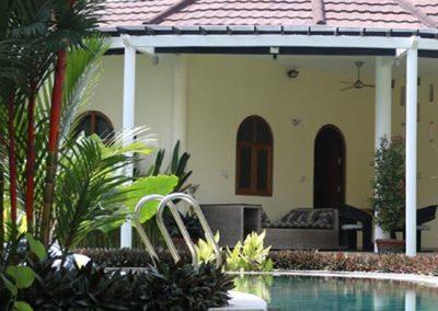 Ratu suite outside view