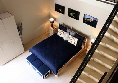 Loft-RoomView-Bed