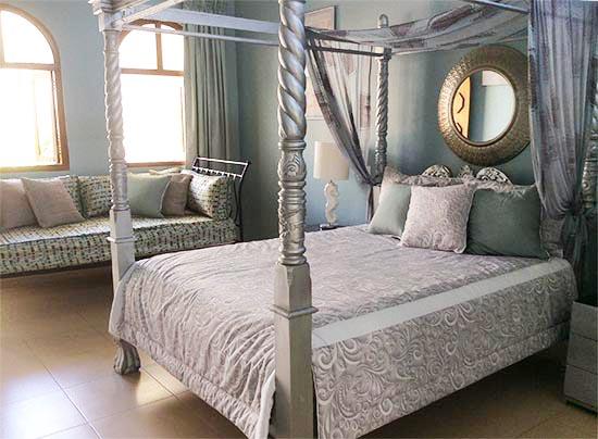 Luxury Princess suite