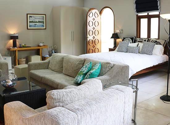 Luxury Ratu suite