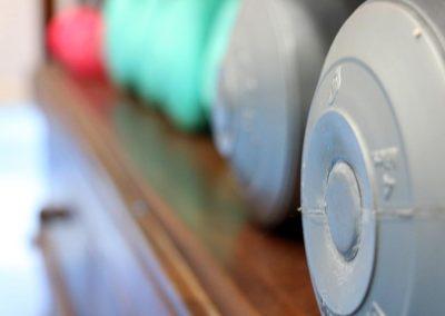 Villa-Costa-Plenty-Gym-Weights